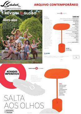 ARQUIVO CONTEMPORÂNEO no Achados Imperdíveis de 5 de fevereiro de 2017