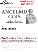 MORAR MAIS POR MENOS na coluna ANCELMO GOIS do jornal O GLOBO de 18 de fevereiro de 2017
