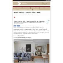 Bianca da Hora no blog AS ARQUITETAS postado em 30 de abril 2017