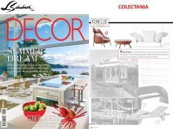 COLLECTANIA na revista DECOR edição121 de janeiro de 2017 - parte 1