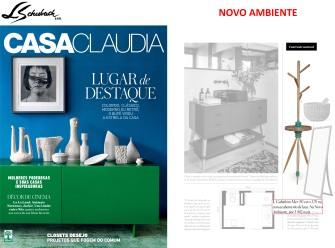 NOVO AMBIENTE na revista CASA CLAUDIA de março de 2017 - parte 2