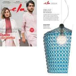 NOVO AMBIENTE na ELA REVISTA, do jornal O GLOBO, em 14 de maio de 2017 - parte 2