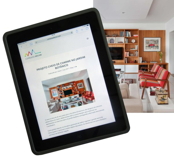 A3 Interiores no blog Conexão Decor postado em 2 de julho de 2017
