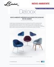 NOVO AMBIENTE no site DELOOX em 21 de julho de 2017