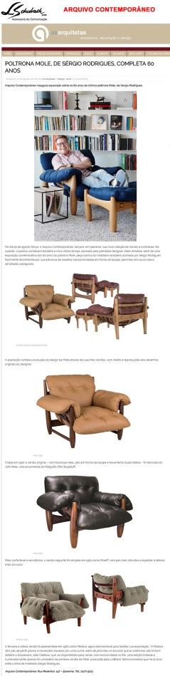 ARQUIVO CONTEMPORÂNEO no blog As Arquitetas em 21 de agosto de 2017