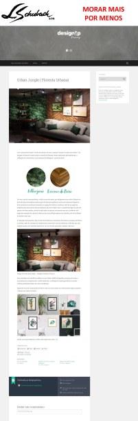 MORAR MAIS POR MENOS no blog DESIGN UP em 23 de Agosto de 2017