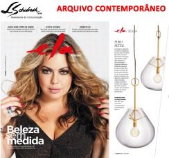 ARQUIVO CONTEMPORÂNEO na Ela Revista em 12 de novembro de 2017