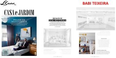 BABI TEIXEIRA na revista CASA E JARDIM de OUTUBRO de 2017 (2)