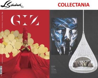 COLLECTANIA na Revista GIZ em outubro de 2017