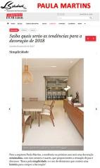 PAULA MARTINS no site A Revista da Mulher em 4 de novembro de 2017