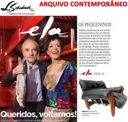 ARQUIVO CONTEMPORÂNEO na Ela Revsta em 3 de dezembro de 2017_2