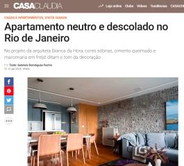 BIANCA DA HORA no site da revista CASA CLAUDIA