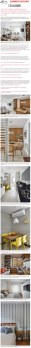Projeto da arquiteta CARMEN ZACCARO no site da revista Casa e Jardim em 15 de janeiro de 2018