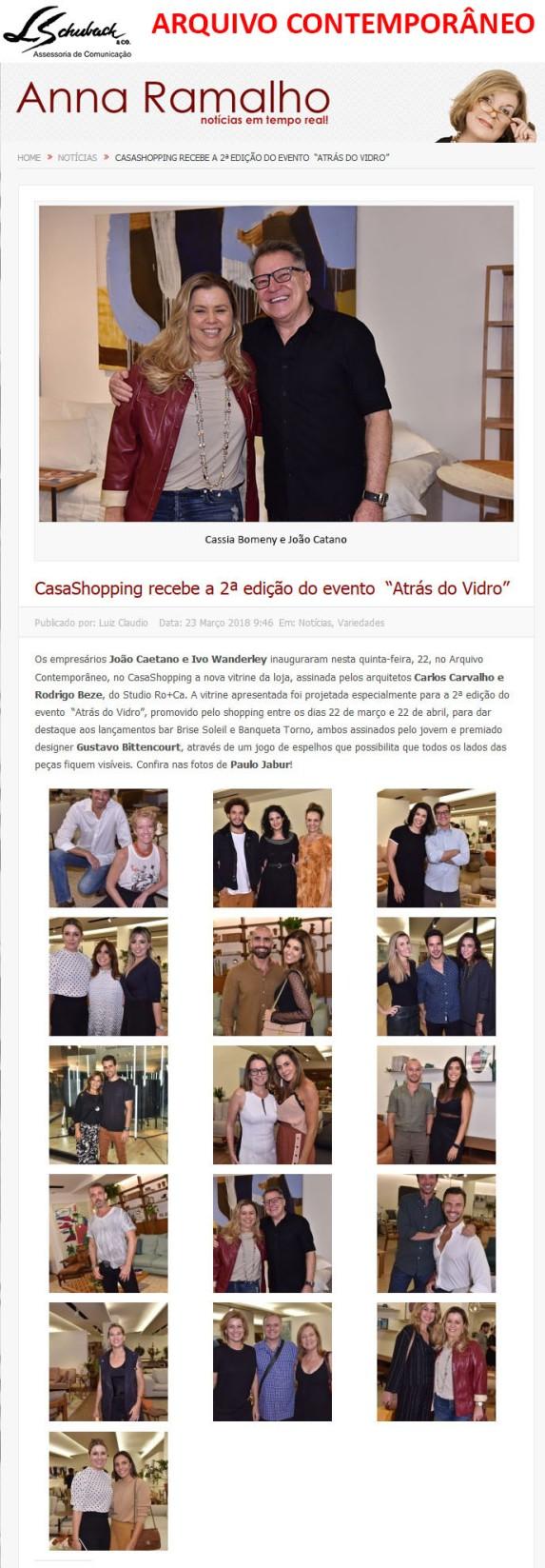 ARQUIVO CONTEMPORÂNEO no Portal Anna Ramalho em 23 de março de 2018_2