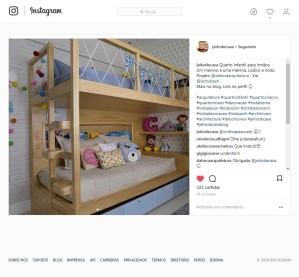 BIANCA DA HORA no Instagram Jeito de Casa em 04 de março de 2018