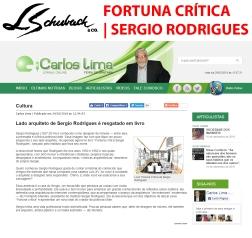 FORTUNA CRÍTICA SERGIO RODRIGUES no site Carlos Lima - Feira de Santana em 24 de março de 2018
