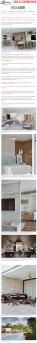 Projeto da arquiteta LEIA DIONIZIOS no site da revista Casa e Jardim em 1 de março de 2018