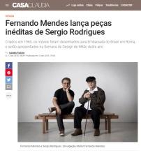 ATELIER FERNANDO MENDES na CASA CLAUDIA em 13 de abril de 2018 - insta