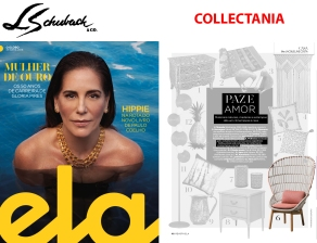 COLLECTANIA na Revista ELA, do jornal O Globo, em 29 de abril de 2018