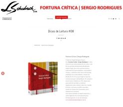 FORTUNA CRITICA - SERGIO RODRIGUES no site HABITARE em 19 de abril de 2018