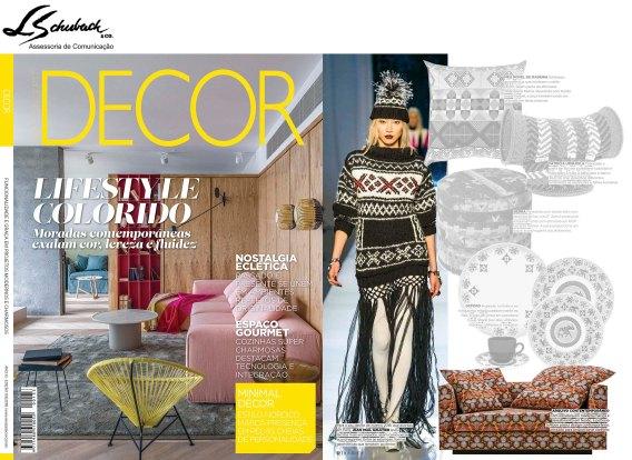 ARQUIVO CONTEMPORÂNEO na edição 133 da revista Decor