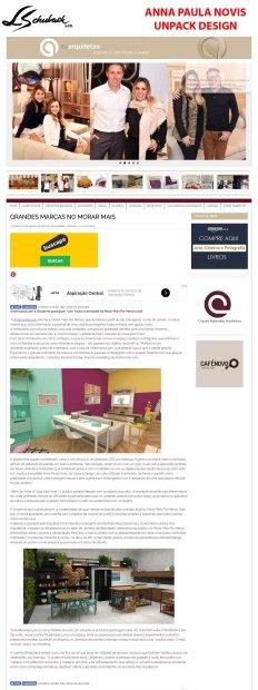 ANNA PAULA NOVIS no site As Arquitetas em 6 de agosto de 2018