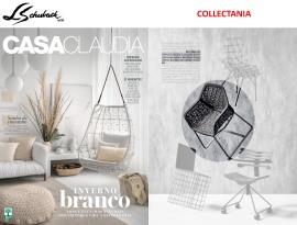 COLLECTANIA na revista CASA CLAUDIA em julho de 2018 - Maia