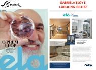 GABRIELA ELOY E CAROLINA FREITAS na Revista ELA, pelo CasaPremium, em 01 de julho de 2018