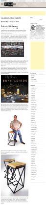 NOVOS TALENTOS BRASILEIROS no blog do Felipe Camelo em 3 de agosto de 2018