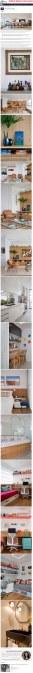 Projeto das arquitetas ROBERTA MOURA e PAULA FARIA no site Casa de Valentina em 7 de junho de 2018