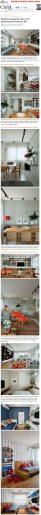 Projeto das arquitetas ROBERTA MOURA e PAULA FARIA no site da Casa Vogue em 2 de junho de 2018