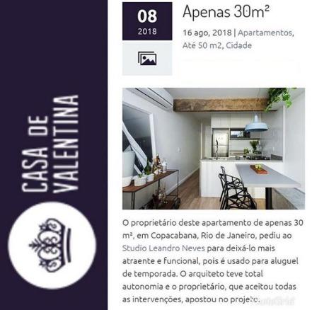 Projeto do arquiteto LEANDRO NEVES no site Casa de Valentina em 16 de agosto de 2018