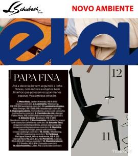 NOVO AMBIENTE na Revista ELA em 09 de setembro de 2018