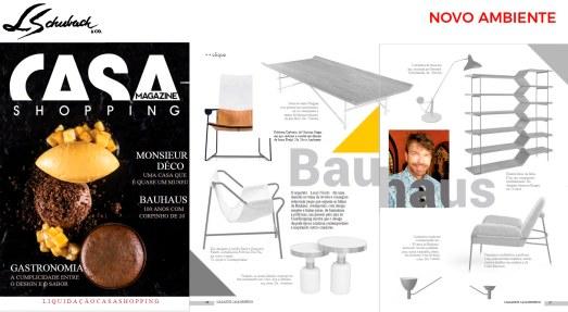 NOVO AMBIENTE na revista Magazine CasaShopping em janeiro de 2019 - parte 1