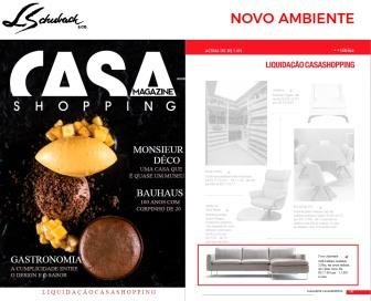 NOVO AMBIENTE na revista Magazine CasaShopping em janeiro de 2019 - parte 2