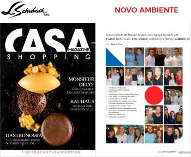 NOVO AMBIENTE na revista Magazine CasaShopping em janeiro de 2019 - parte 3