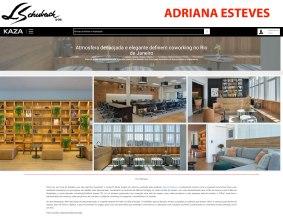 ADRIANA ESTEVES no site KAZA em 27 de maio de 2019