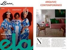 ARQUIVO CONTEMPORÂNEO na revista ELA, do Jornal O Globo, em 3 de março de 2019 - parte 2