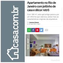 BEZAMAT ARQUITETURA no site casa.com.br publicado em 30 de maio de 2019