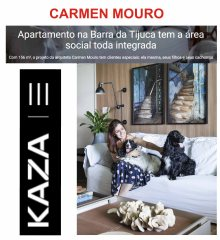 CARMEN MOURO no site CASA DE VALENTINA publicado em 11 de março de 2019 _
