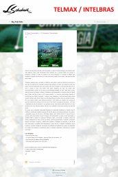 TELMAX - INTELBRAS no blog ARQTETURAS em 25 de abril de 2019