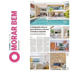 BETA ARQUITETURA no caderno MORAR BEM do jornal O GLOBO publicado em 30 de julho de 2019