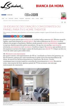 BIANCA DA HORA no site da CASA E JARDIM em 10 de junho de 2019
