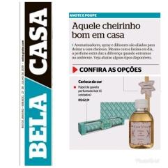 CARIOCA DE COR no caderno BELA CASA do jornal EXTRA de 27 de julho de 2019