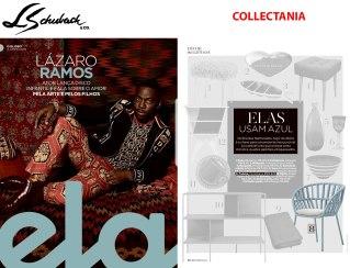 COLLECTANIA na revista ELA, do Jornal O Globo, em 09 de junho de 2019
