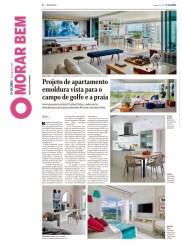 CRISTINA CÔRTES no caderno MORAR BEM do jornal O GLOBO de 16 de junho de 2019