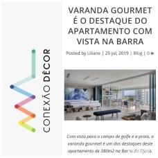 CRISTINA CÔRTES no site CONEXÃO DECOR publicado em 25 de julho de 2019