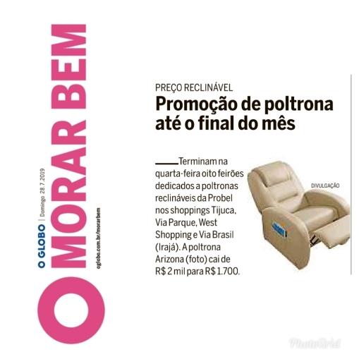 DREAM HOUSE no caderno MORAR BEM do jornal O GLOBO de 28 de julho de 2019