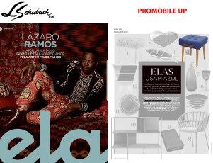 PROMOBILE UP na revista ELA, do Jornal O Globo, em 09 de junho de 2019