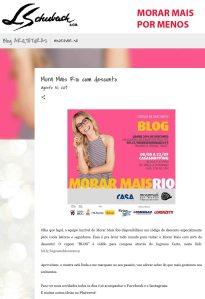 MORAR MAIS POR MENOS no blog ARQTETURAS em 30 de agosto de 2019